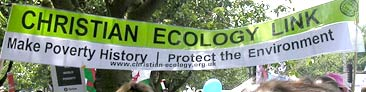 CEL banner 2 July Edinburgh march