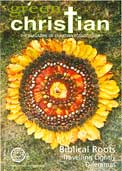 front cover of Green Christian Winter 2004 - 2005