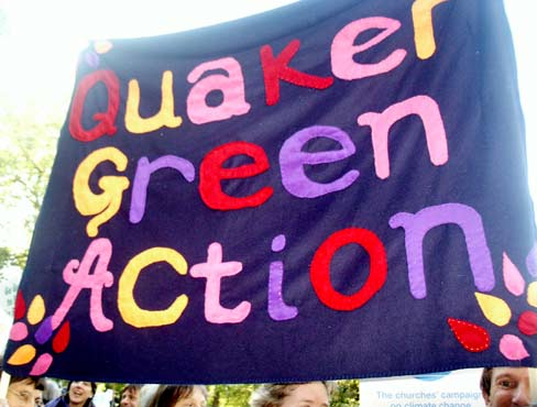Quaker Green Action